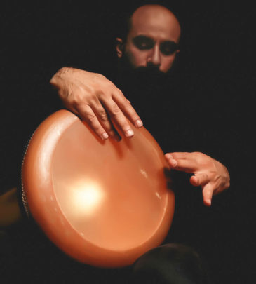 Darbuka Lessons for Intermediate/Advanced Players